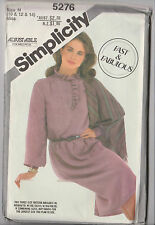 Vintage SIMPLICITY  Ladies Sewing Patterns  10 Designs!! Reduced to Clear!