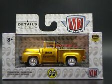M2 Machines 1956 Ford F-100 Truck With Nhra Push Moon Equipped S81 20-24 Car