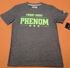"LZ Adidas Boy's Size M 10/12 ""Phenom"" Graphics Go-To Tee T-Shirt Shirt NEW N7"