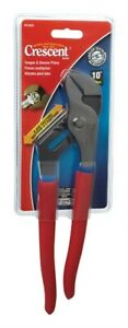 Crescent 10 in.   Alloy Steel Tongue and Groove Pliers