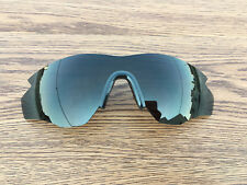 Stealth Black Replacement Lenses for oakley M2 Frame/nose clip