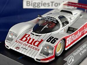 Auction 25 of 29 Used 1/32 SLOT.IT Porsche 962 IMSA Ref: CA25c Slot Car