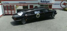 Ho Slot Car Presidential limo New Metal Body With X Traction Chassie