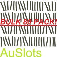 Scalextric C8075 Genuine Replacement Braid *MEGA Bulk 80 pack!*