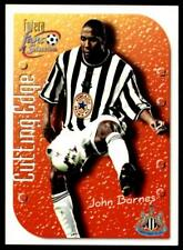 Futera Newcastle United Fans' Selection 1999 - John Barnes (Cutting Edge) #CE3