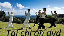 A great simple beginners training guide, to the art of tai chi on dvd
