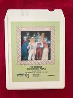 The Kendalls Just Like Real People VINTAGE 8 TRACK TAPE