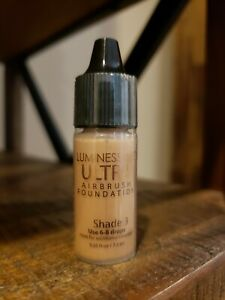 NEW SEALED LUMINESS AIR AIRBRUSH MAKEUP ULTRA SHADE 3 FOUNDATION .25 OZ