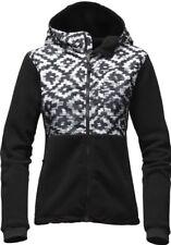 The North Face Women Denali Hoodie Jacket D-Kat Print/Black Small MSRP $199 NEW