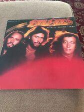 "BEE GEES ""Spirits Having Flown"" LP RECORD ALBUM 1979 (KC)"