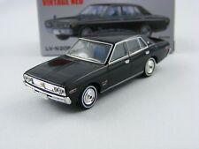 71 Nissan Cedric 2000GL schwarz,Tomytec Tomica Limited Vintage Neo LV-N205b,1/64