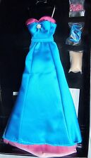Gene doll outfit BLUE EVENING Gown by Mel Odom, Mint in the box, no shipper