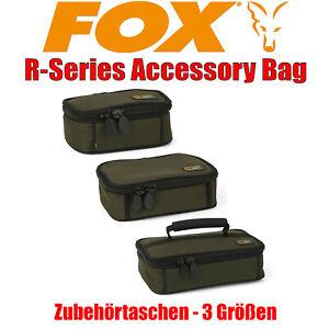 Fox  R-Series Accessory Bag - Zubehör / Blei Taschen Angeln Small Medium Large