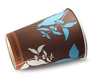 Bio Kaffeebecher to go, 12oz, ca. 0,3l Kaffeestrauch, 50 Stück