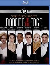 Dancing on the Edge (Blu-ray Disc, 2015, 3-Disc Set)