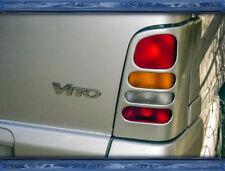 Mercedes Vito W 638 Rear Eyebrows ABS plastic! UK Stock !!!