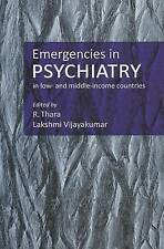 NEW Emergencies in PSYCHIATRY in low- and middle-income countries