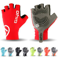 GIYO Sports Racing Cycling Motorcycle MTB Bike Bicycle Half Finger Gloves S-XXL