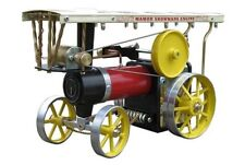 Mamod Live Steam Showmans Traction Engine with Dynamo & Lights - Ready Built Wor