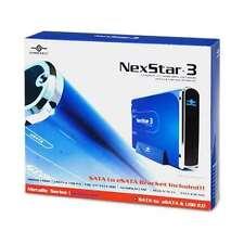 Vantec NexStar3 3.5-Inch SATA to USB 2.0 and eSATA External Hard Drive Enclosur