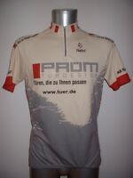 Nalini Tour D'Europe Prum Shirt Jersey Adult L Cycling Cycle Bike Ciclismo Top