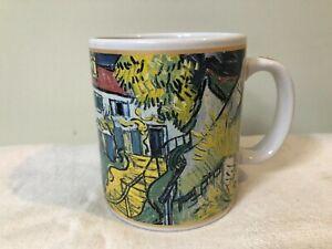 CAFE ARTS VINCENT VAN GOGH MUG CUP