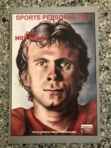SPORTS PERSONALITIES #5 VF/NM (Personality 1991) Hundreds More $1 Books