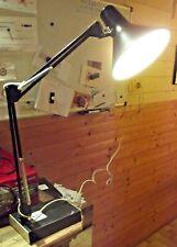 Ancienne & Rare Lampe d'Atelier Architecte Vintage PHILIPS TBE  .