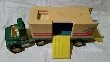 Tonka Truck  Semi Cab w/ Hauler