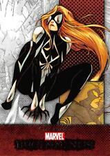 ARACHNE / Marvel Beginnings Series 1 BASE Trading Card #170