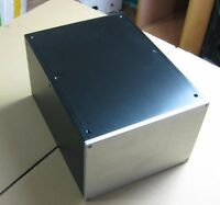 DYT NO.3 Full Aluminum Enclosure/AMP case/power amplifier box/chassis for amp