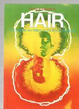 HAIR 1969 Royal Alexandra Theatre Toronto Canadian Premiere Logo Promo Post Card