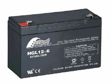 6v 12ah Battery Peg Perego Injusa Feber electric car