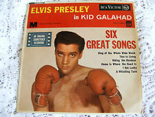 Elvis  Presley In Kid Galahad EP  King Of / This Is Living/ Riding/Home Is/I Got