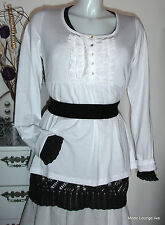 ♥ ESPRIT ♥ collection Bluse Shirt Co Modal sil size XL 42 - weiß white - NEU