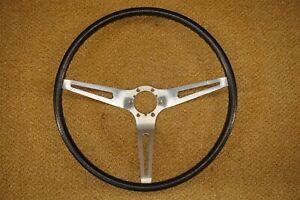 Original Survivor 1963 Corvette Only Black Steering Wheel 63