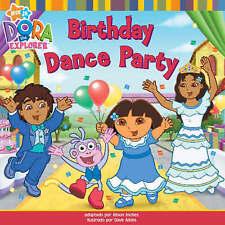 DANCE Party di Compleanno (DORA THE EXPLORER), Nickelodeon, NUOVO LIBRO
