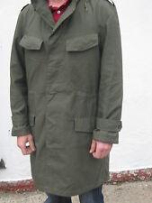"Army Surplus Belgium Olive Green Parka Chest 40"""