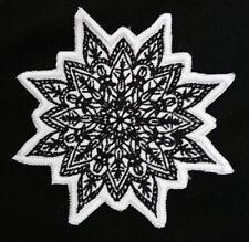 Parche Parches/Insignias Bordado Coser en Mandala Flor Símbolo Hindú/Budista