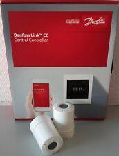 DANFOSS LINK pack de démarrage unité centrale tenue d'apparat M. 2 radiateur thermostat