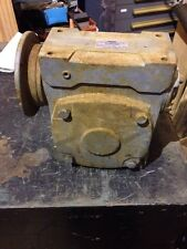 INDIANA POWER TRANSMISSIONS GEAR REDUCER RATIO 50:1