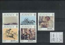 Jersey postfris 1986 MNH 388-392 - Edmond Blampied