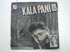KALA PANI S D BURMAN EMOE 2159 1972 RARE BOLLYWOOD india OST EP 45 rpm RECORD vg