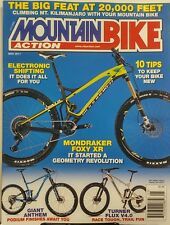 Mountain Bike Action May 2017 Mondraker Foxy XR Giant Anthem FREE SHIPPING sb