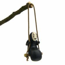 Anime Spirited Away No-Face Man Kaonashi Spirit Figure Pendant Toy Cosplay 5cm