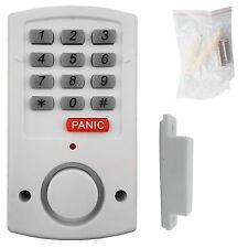 Alarmanlage mit Code Sicherung Fensteralarm Türalarm Hausalarm Sicherheitsalarm