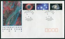 INTERNATIONAL SPACE YEAR 1992 - FDC