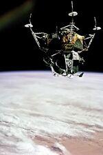 "New 5x7 NASA Photo: Apollo 9 Lunar Module ""Spider"" in Landing Configuration"