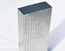 1000 pcs 10mm X 5mm x 4mm rectangle MAGNETS N48 Neodymium rare Earth - US SELLER
