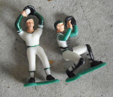 Lot of 2 Vintage 1981 Wilton Plastic Baseball Figurines Pitcher and Catcher